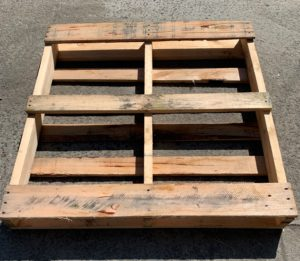 Melbourne recycled pallets