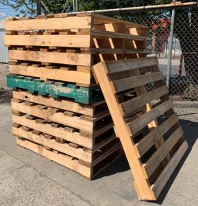 Recycled Heavy Duty Pallets