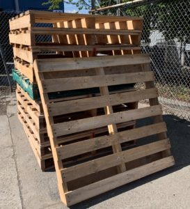 Recycled Heavy Duty Pallets Melbourne